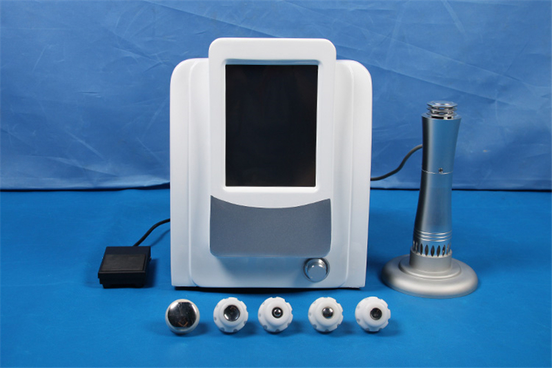 Portable Extracorporeal Shockwave Therapy / Medical Equipments Shockwave / Extracorporeal Shock Wave Therapy Equipment CE