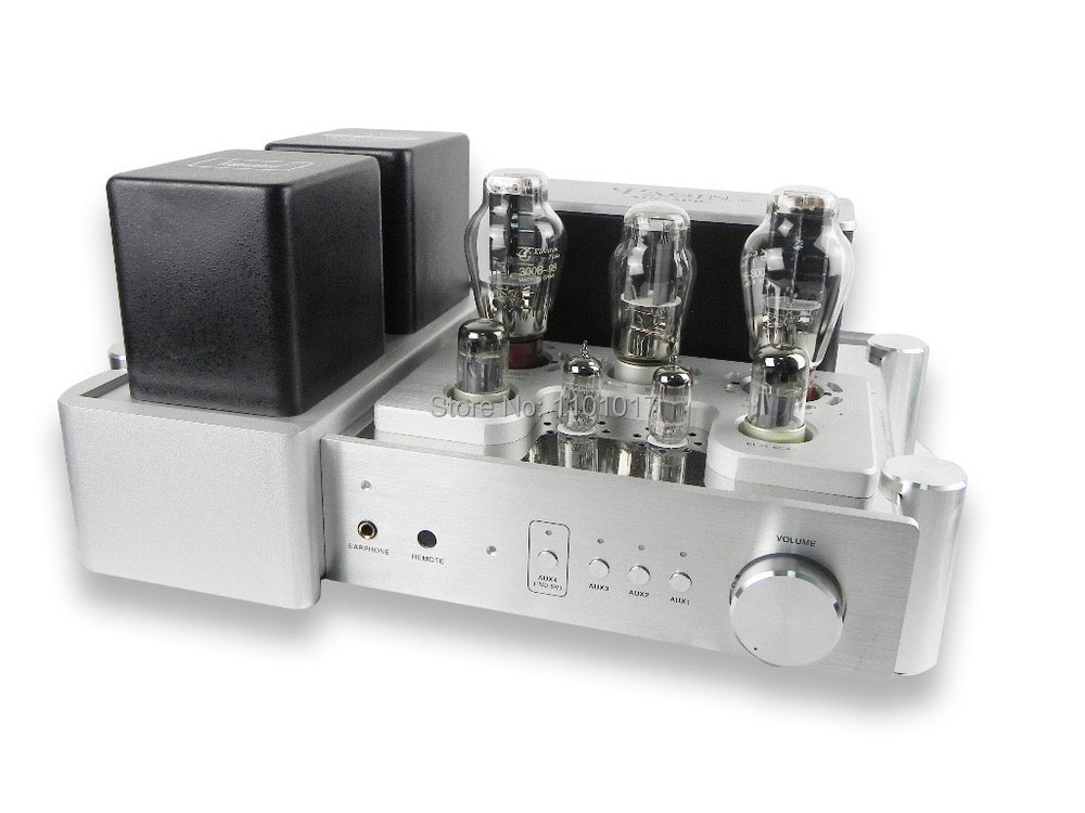 Yaqin MC-300C 300B Röhrenverstärker HIFI EXQUIS Single-Ended Class - Heim-Audio und Video - Foto 5