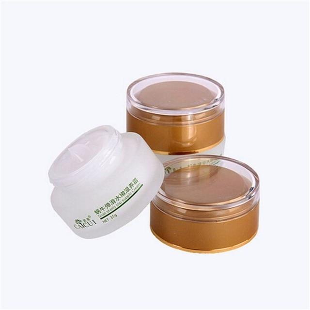 Face Cream Make Up Anti Wrinkle Snail Shells Cream Whitening Maquiagem Moisturizing 28 Days Change Cream Face Care Beauty Health