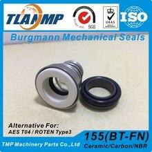 155-32, 155A-32(155B-32) механическое уплотнение(материал: углерод/керамика/NBR) для водяных насосов | AES T04/Burgmann BT-FN/ROTEN type 3