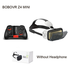 VR BOX 2.0 BOBOVR Z4 mini VR Glasses Virtual Reality goggles 3D glasses google Cardboard bobo vr headset For 4.3-6.0 smartphone
