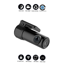 цена на Auto Dash Cam Car DVR Mini Traffic Recorder HD 1080P Wide Angle Dual Lens HD Night Vision USB Monitoring Wifi Cycle Recording