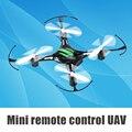 H8 mini drone jjrc headless modo 6 axis gyro 2.4 ghz 4ch RC Dron com 360 Graus Função Rollover Um Retorno Chave RC helicóptero