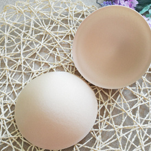Top Sell Practical Summer Breast Bra Bikini Inserts Chest Pad Women Swimsuit Padding Inserts Sponge Foam Bra Pads Chest Cups