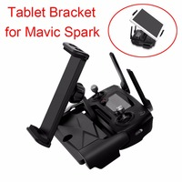 Tablet Bracket Cell Phone Holder Mount For DJI Mavic Pro And Spark Drone Transmiiter Spare Parts
