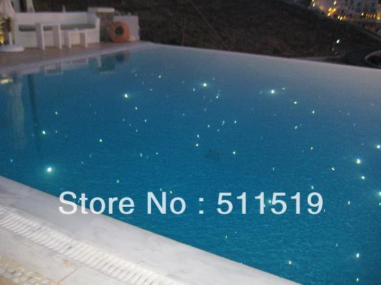 Zwembad glasvezel ster kit, glasvezel voor zwembad verlichting, 150 ...