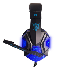 Cheapest Magift High Original Sound Gaming Headset Deep Bass Computer Game Headphones LED Light with microphone USB for computer Gamer