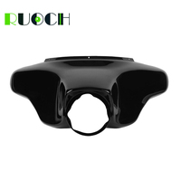 RUOCH Front Out Batwing Fairing for Harlley Davidson Touring Road King Electra Street Glide FLHR FLHT FLHX 1993 2013