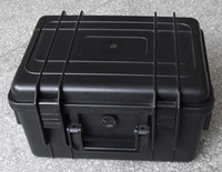 280X230X155mm ABS Tool Case Toolbox Impact Resistant Sealed Waterproof Equipment Camera Case With Pre Cut Foam
