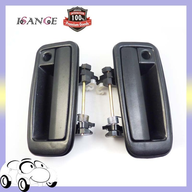 Delightful ISANCE Outside Door Handle Front Left Right 69220 12110 69210 12110 For  Toyota Corolla