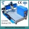 Professional Advertising Signs CNC Engraver Machine Desktop Mini CNC Router LZ-6090