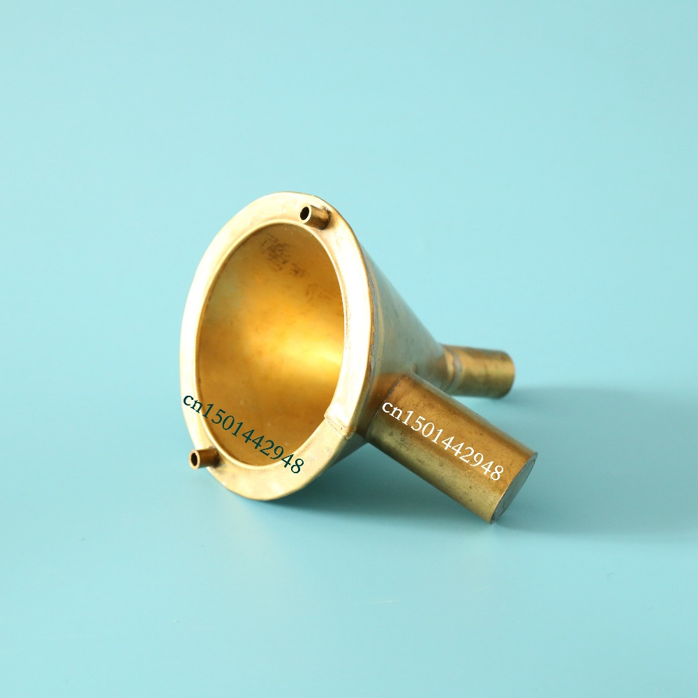 Free Shipping Laboratory Copper Funnel Outside Dia 95mm . Inside Dia 75mm