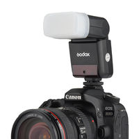1 x Godox V350C Mini Flash with TTL GN36 1/8000s HSS 2.4G Wireless X System Built-in Lithium Battery Speedlite for Canon Camera (5)