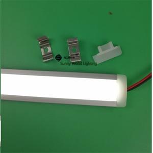 2pcs/lot 12V 50cm embedded led