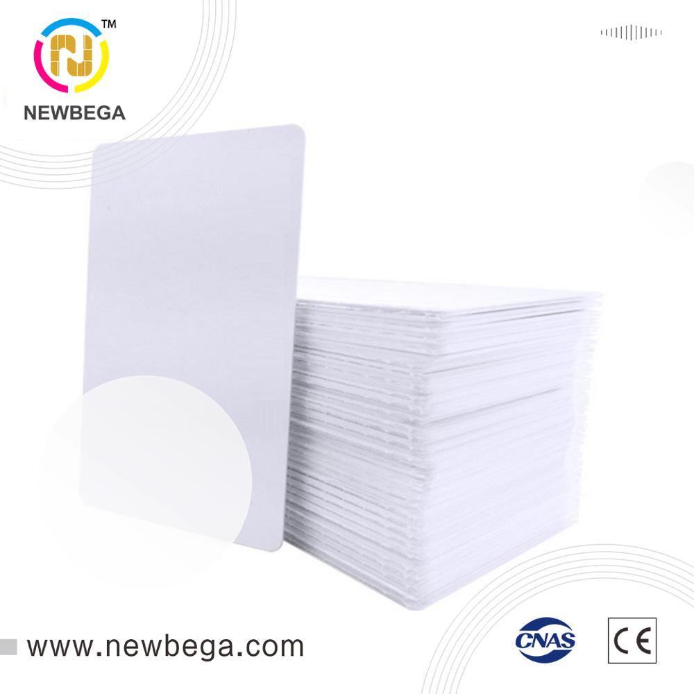 10PCS RFID HF 13.56MHz Block 0 4 Bytes UID Changeable Card NFC White Card