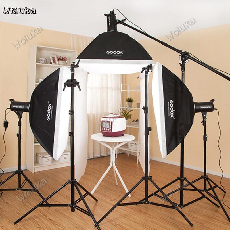 Godox SK400II Photography Lamp 400Wphoto Flash Movie Lamp Portrait Studio Fill Light Set Clothing Portrait Shooting Lamp CD50T03