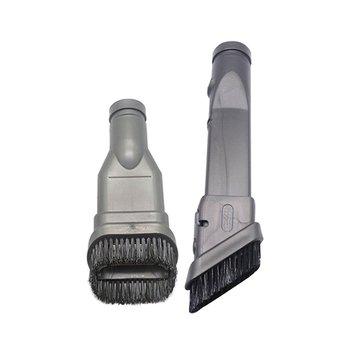 2pcs/set Handheld Tool Replacement Attachment Brush for DYSON D929 D926 Vacuum Cleaner Attachment Kit цена 2017
