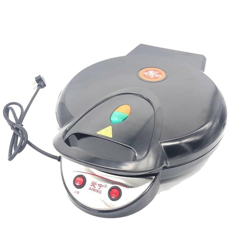 Plat de cuisson électrique 35cm ménage plaque de cuisson Machine à gâteau Pizza Machine crêpes faisant la Machine AN-6135A