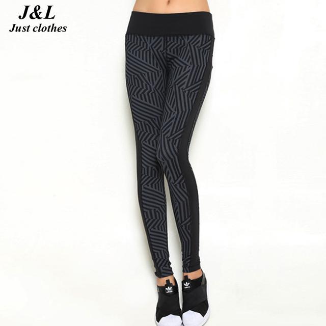 10 Styes New Women Push Sporting Leggings de Impressão Moda Patchwork Elastic Skinny Leggings de Fitness Vestuário Esportivo Para As Mulheres