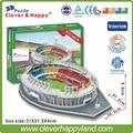 China FC  Stadium 3D Puzzle Model Paper Beijing worker stadium Brazil Stadium