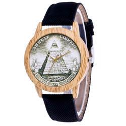 Женская мода повседневное кожаный ремешок аналоговые кварцевые Круглый часы кожа аналоговые кварцевые наручные часы relojes mujer 2019