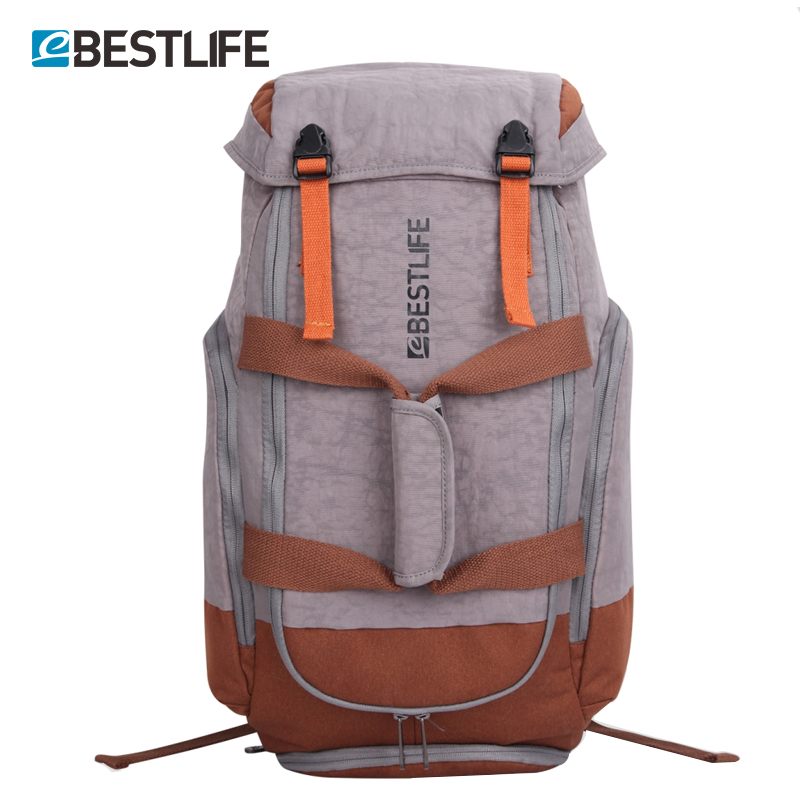 BESTLIFE Canvas Men's Backpack Large Capacity Duffle Bag Explorer Mountaineering Rucksack Canvas Luggage Waterproof Backpack сумки bestlife сумка для ноутбука