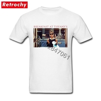 80S Vintage Rock Band T Shirts Mens Discount Brand Audrey Hepburn Tshirt Tee Valentines Day Dropship
