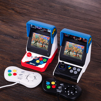 English version Mini Game Console 3.5 Inch Aracade Retro Handheld Game with 40 Legendary Titles 40Th