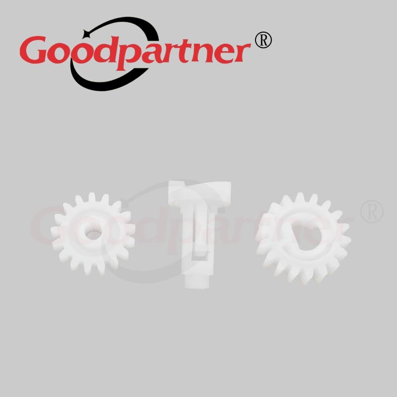 1SET Developer Gear For Kyocera FS 1040 1041 1060 1061 1020 1120 1025 1125 1220 1320 1325 1220MFP 1320MFP 1061MFP 1325MFP FS1040