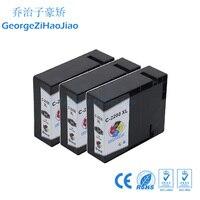3BK 2200XL Compatibele Inkt Cartridge voor Canon MAXIFY MB5020 MB5320 iB4020 MB5120 MB5420 IB4120 Printer