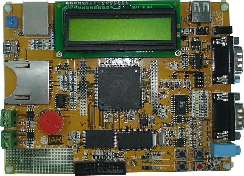 YL-LPC2468 Development Board LPC2468FBD208 LPC246 ARM7 Series