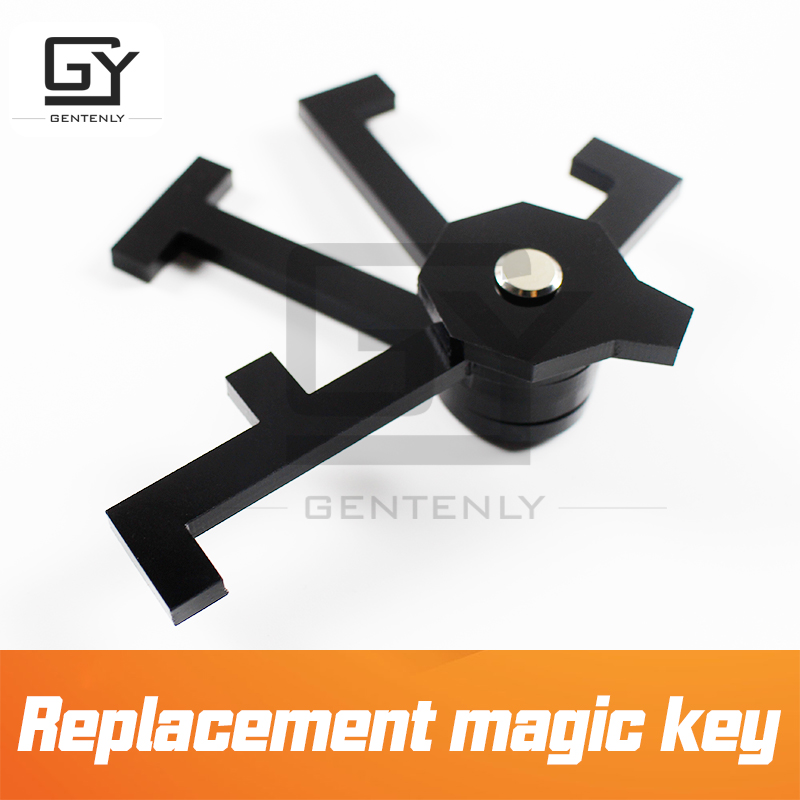 Replacement-Key for'magic-Lock And Key' Prop. Back-Up Product. This The-Link Only-Spare-Key
