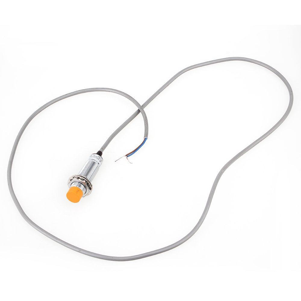 AC 90 250V 10mm Metal Capacitive Proximity Sensor