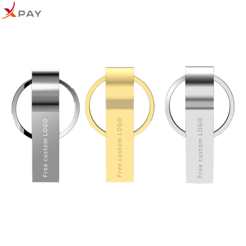 Image 1 - Usb flash drive bracelet 32GB 2.0 metal pendrive 16GB pen drive 128GB 64GB 8GB 4GB usb stick portable flash disk free print LOGO-in USB Flash Drives from Computer & Office