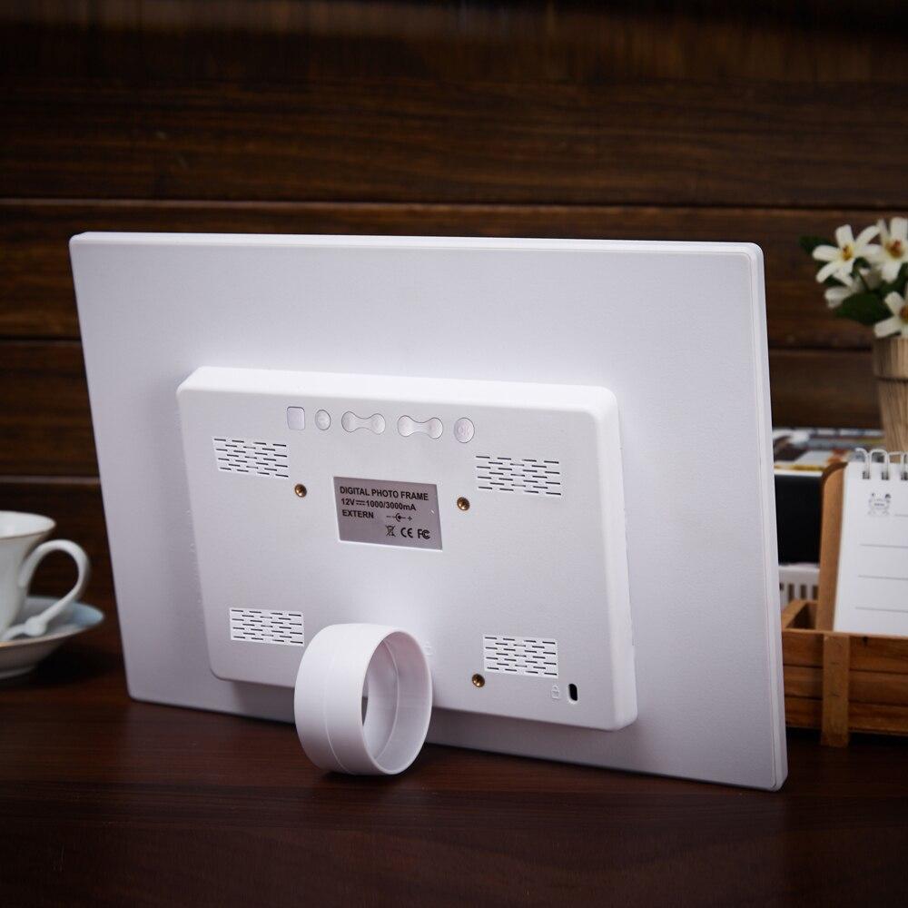 Liedao 15 pouces LED rétro-éclairage HD 1280*800 pleine fonction numérique cadre Photo Album électronique digitale Photo musique vidéo - 4