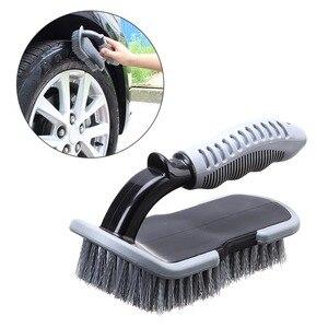 U-Type Car Tyre Cleaning Brush