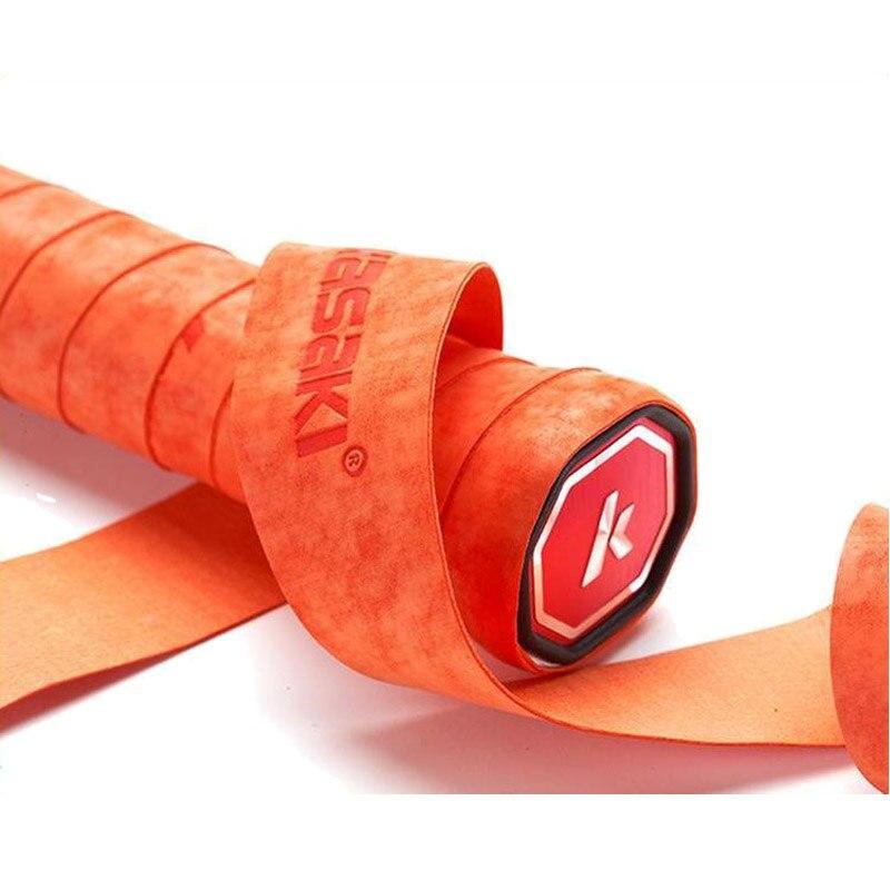 3Pcs/lot Kawasaki Overgrip Anti-slip Breathable Sport Over Grip Sweatband Tennis Overgrips Tape Badminton Racket Grips X26