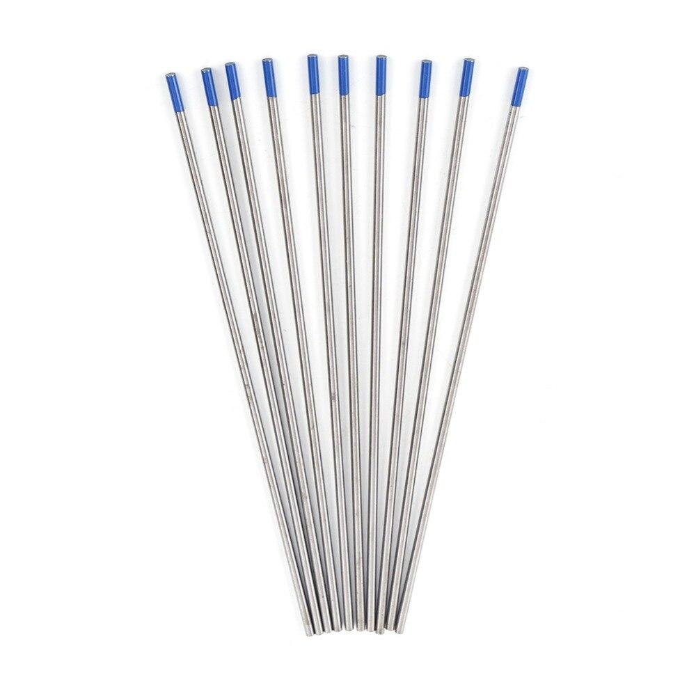 10pcs  set soldering tig tools lanthanum tungsten