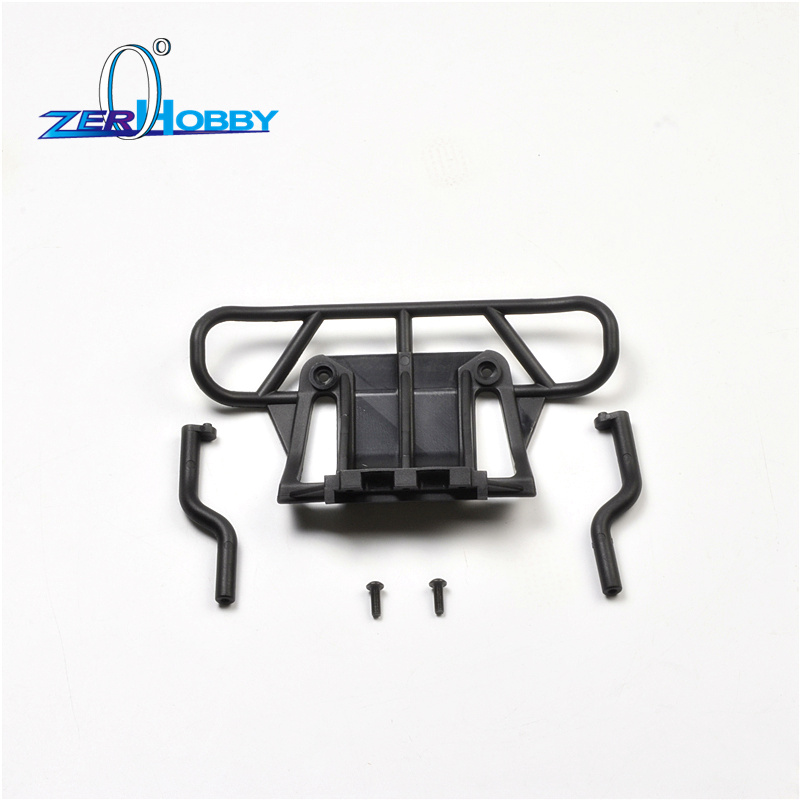 HSP Racing 50008 Front Rear Bumper For Gas 1 5 Rc Car Skeleton Monster Truck Spare Parts REDCAT Part No 50008 in Parts Accessories from Toys Hobbies