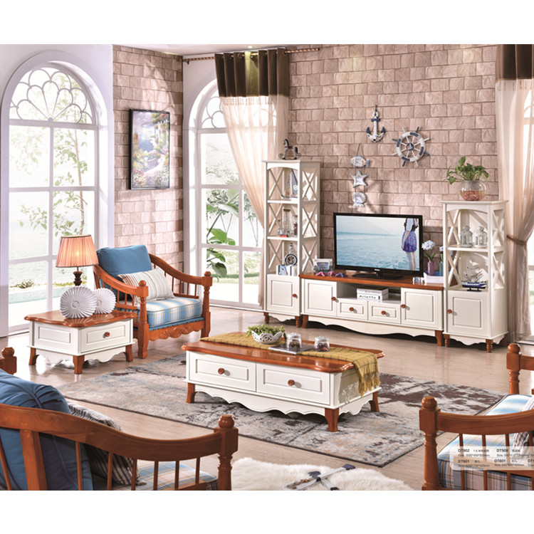 American Countryside Style TV STAND-in Bedroom Sets From