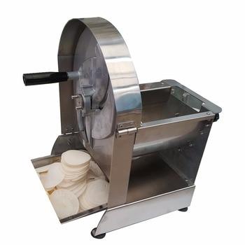 0,1mm-12mm de acero inoxidable vegetal naranja batata cebolla patata herramientas rebanadoras máquina