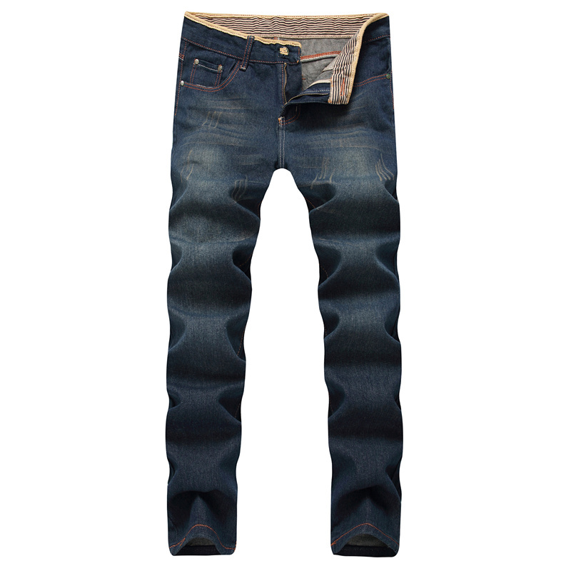 2019 Men   jeans   for mens slim fit pants classic   jeans   male denim   jeans   Designer Trousers Casual skinny Straight Elasticity pants