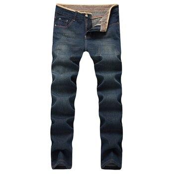 0c53271c7 2019 de los hombres pantalones vaqueros para hombre slim fit pantalones  vaqueros clásicos Hombre denim jeans de diseñador de Pantalones Casual  pantalones de ...
