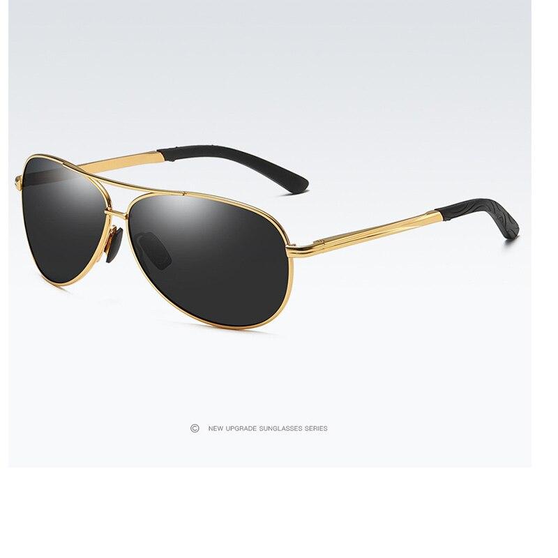 3 gold black frame