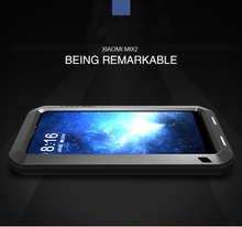 LOVE MEI Metal Waterproof Case For xiaomi mix 6.4 inch Shockproof Cover For Xiaomi MIX Case Aluminum Protection mix Gorilla glas