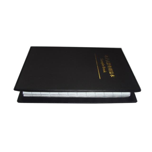 0402 SMD Multilayer Inductor 42valuesX50pcs=2100pcs Sample Book 1nH~270nH Assortment Kit LQG15HS Series Pack