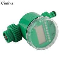 Cimiva Electronic LCD Water Timer Automatic Garden Irrigation Program Sprinkler Control Timer drip house Irrigation Timer|Garden Water Timers|Home & Garden -