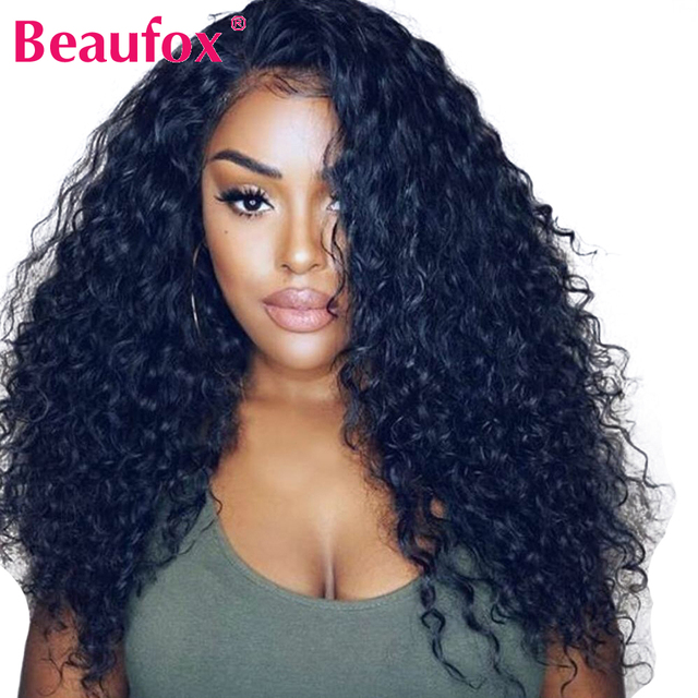 360 Lace Frontal Wigs Brazilian Water Wave Lace Front Human Hair