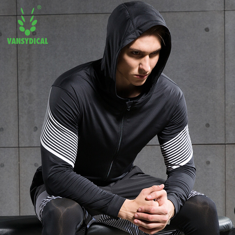 Mens Crossfit T-Shirt Long Sleeve Compression Shirt sports RUNNING GYM Shirt Fitness Men