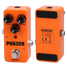 Guitar Amplifier OD Effect Pedal Orange True Mini Pedal phaser Guitarra Pedal Efectos Calidad Portatil Guitar Part